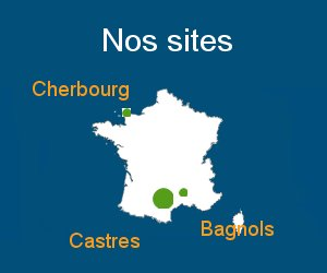 accueil nos sites